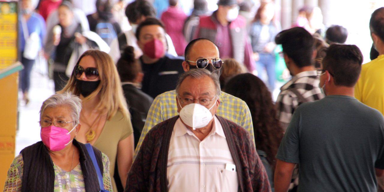 Salud reconoce una tercera ola de Covid en México