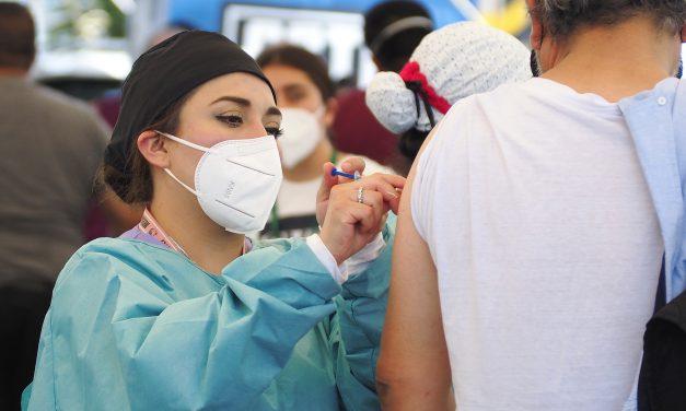 Inicia vacunación a treintañeros en Huaquechula, Tepeojuma, Huehuetlán, Xochiltepec y Teopantlán