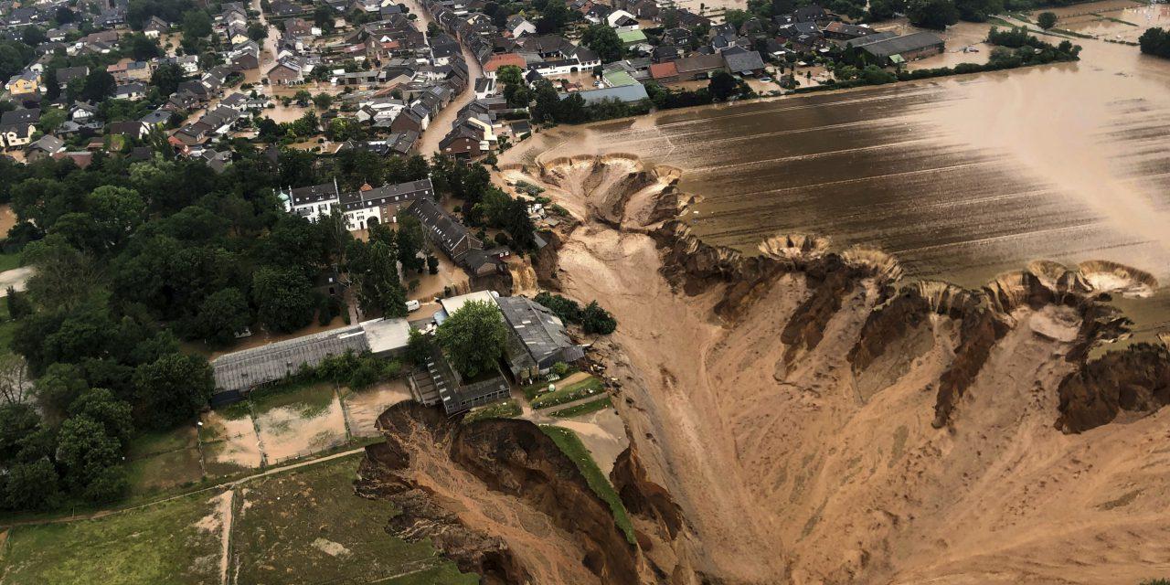 Más de 60 muertos por graves inundaciones en Europa