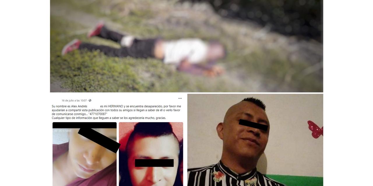 Cadáver localizado en Lagunillas era un desaparecido de Tlapa