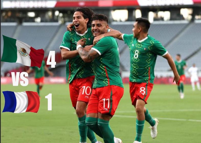 México se encamina a la medalla de Oro