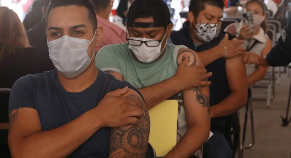 El 27 de julio arranca la vacunación para personas de 30 a 39 años en Izúcar