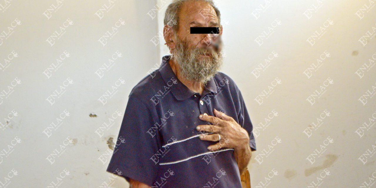 Por tercera ocasión; atentan contra indigente de la tercera edad en Izúcar