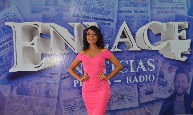 """""""Llorando no se ganan coronas"""": Marian Sosa, Miss Fire World México"""