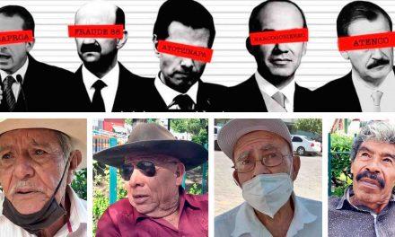 Izucarenses piden que se enjuicie a ex presidentes
