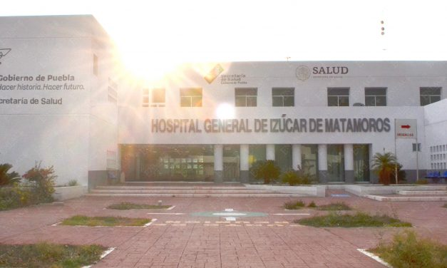 Analizan reconvertir nuevamente Hospital de Izúcar a Centro Covid