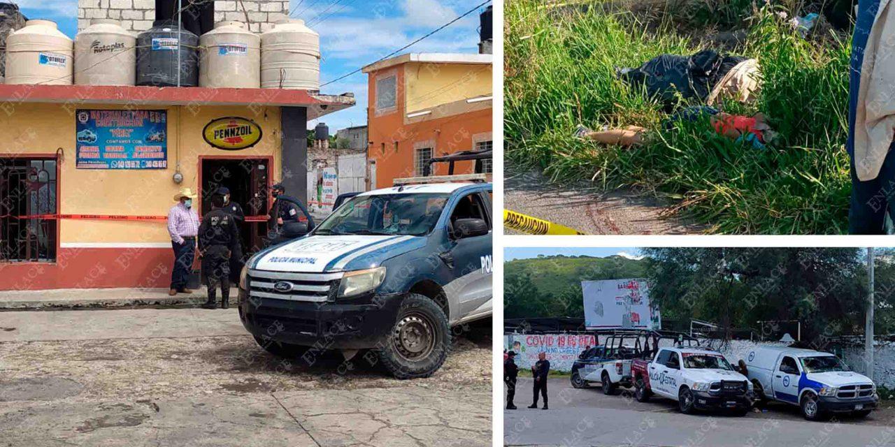 Incrementan los homicidios dolosos en Izúcar y Chietla