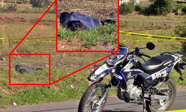 Localizan cadáver embolsado en la carretera Izúcar – Acatlán