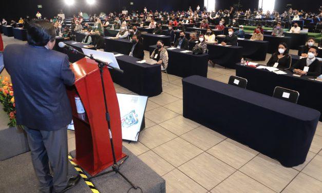 Coordinaciones regionales para garantizar la seguridad, propone el gobernador
