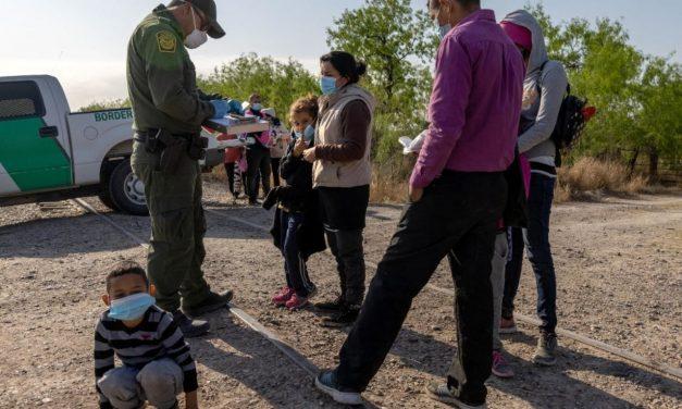 En nueve meses más de un millón de migrantes detenidos en EU