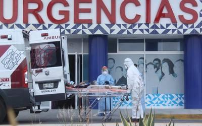 La tercera ola de COVID en México se descontrola
