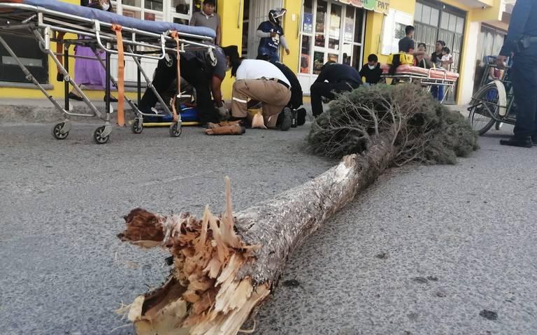 """Pipa se queda sin frenos y provoca la muerte de un vendedor de """"Bonice"""""""
