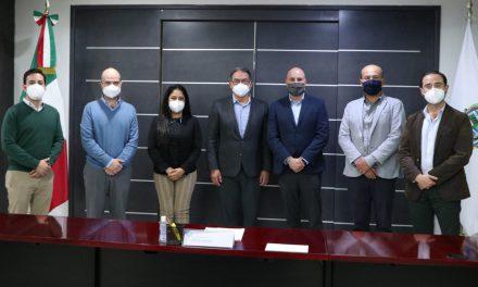 Melitón Lozano se reúne con el nuevo patronato de la UDLAP