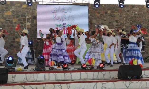 Con Guelaguetza Huajuapeña inició el Festival del Julio 2021