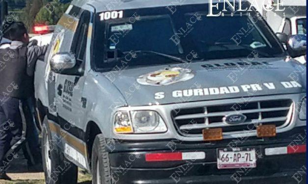 Camión de valores arrolla a cobrador en Atlixco