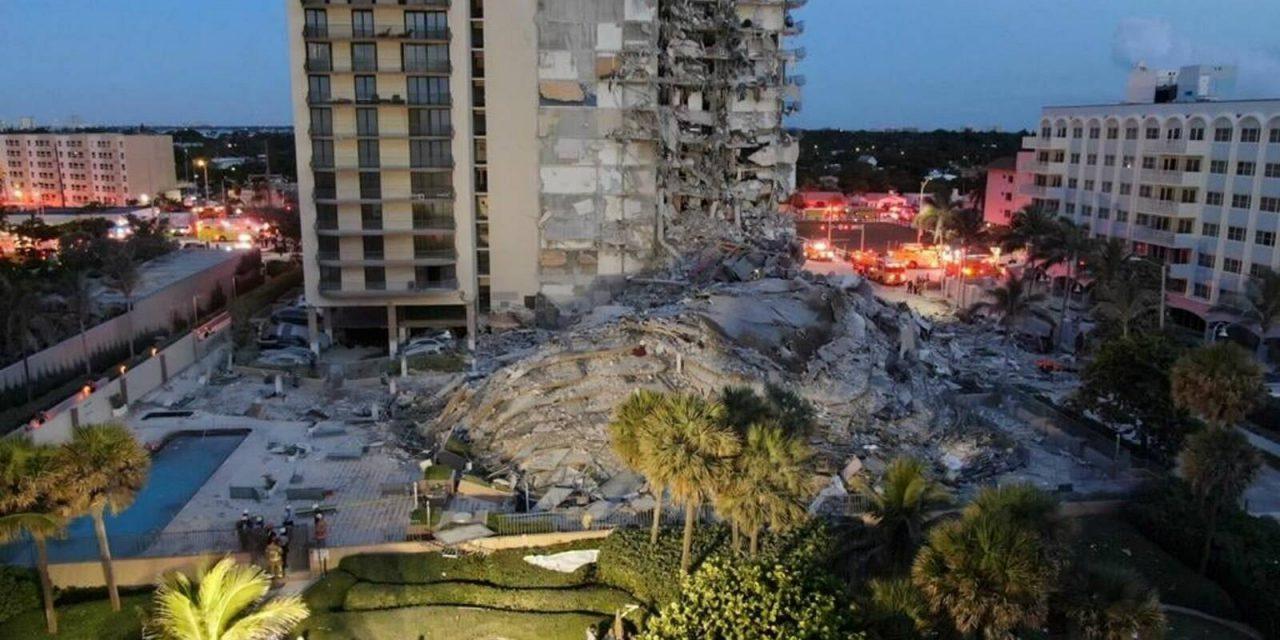 Bombero encontró el cuerpo de su hija bajo los escombros
