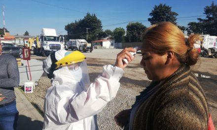 Alertan sobre tercera oleada de contagios de Covid-19 en Chietla