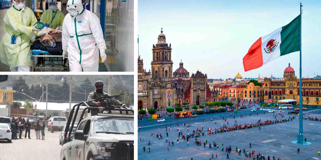 Emite EU alerta de viaje para México por aumento de violencia y casos Covid