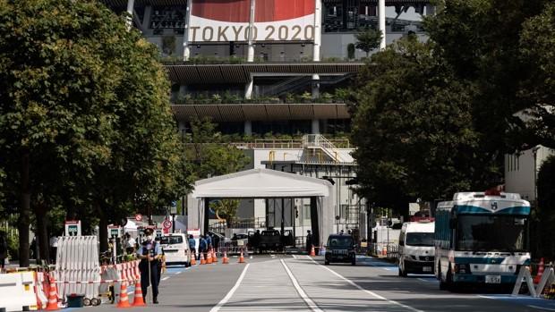 Primer caso de COVID-19 en la Villa Olímpica de Tokio
