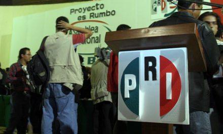 El PRI, no tiene padrón confiable