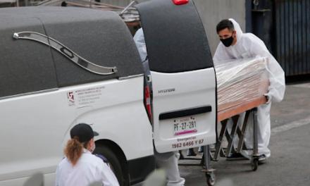 Más de 5 mil mexicanos han muerto de Covid-19 en el extranjero