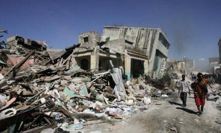 Ya son más de 700 muertos por terremoto en Haití