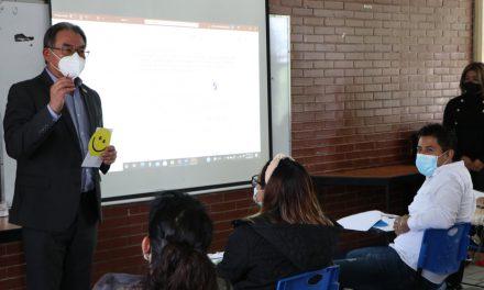 Las aulas deben ser espacios de atención y apoyo para el regreso a clases: MLP