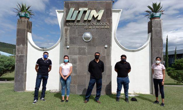 Estudiantes de la UTIM obtienen 3er lugar en maratón regional de conocimientos de la ANFECA