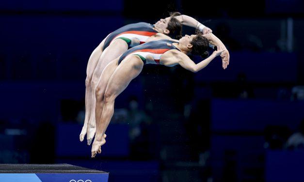 Alejandra Orozco y Gabriela Agúndez van por otra medalla para México