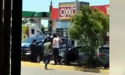 Policías matan a tres sicarios en Sinaloa