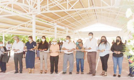 "Inauguran el mercado ""20 de Noviembre"" en Huaquechula"