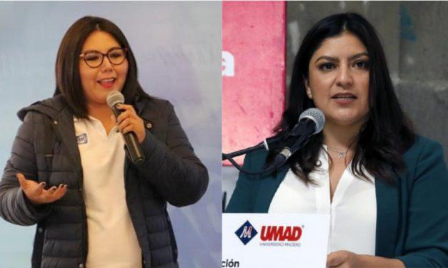 Andanada del PAN vs Claudia Rivera