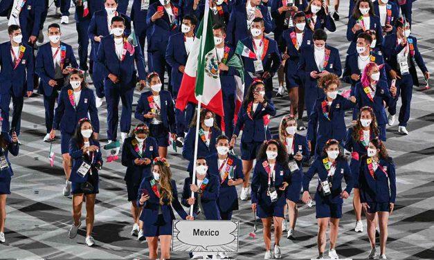 Tokio 2020 de las peores actuaciones  de México en Juegos Olímpicos