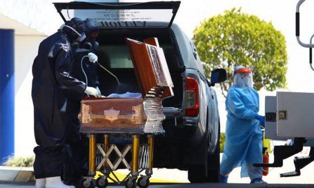Puebla rebasa las 13 mil muertes por Covid