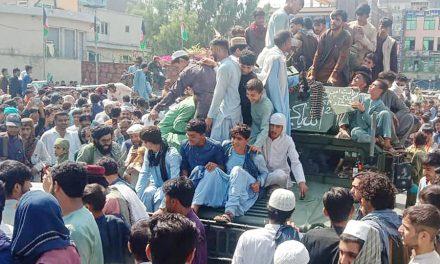 El inesperado y veloz retorno de los talibanes