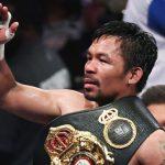 Manny Pacquiao cuelga los guntes; anuncia su retiro del boxeo