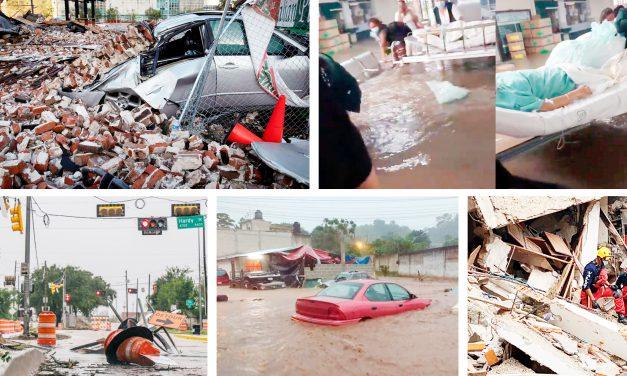 Huracanes han dejado más de 113 muertos