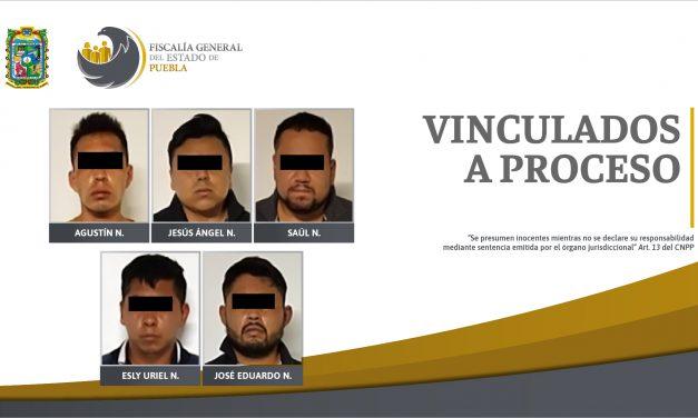 Desarticulan banda dedicada al secuestro y extorsión en Izúcar