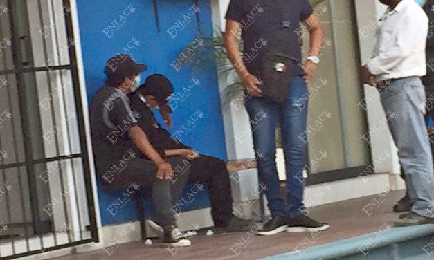 Hombre murió afuera de Plaza Galerías en Izúcar
