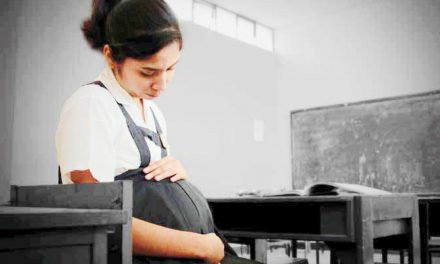 Menores embarazadas
