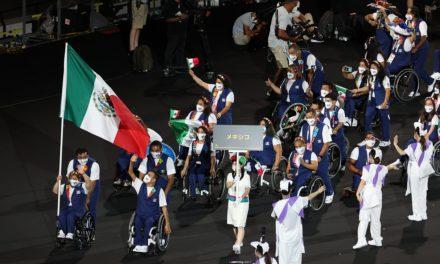 22 medallas para México en los Paralímpicos de Tokio 2020