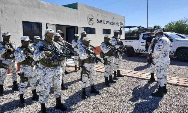 Construirán cuartel de la GN en Chiautla de Tapia