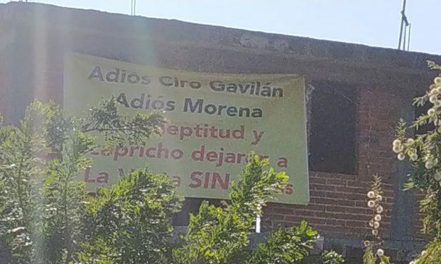 Ciro Gavilán Domínguez saqueó el Ayuntamiento de Huaquechula