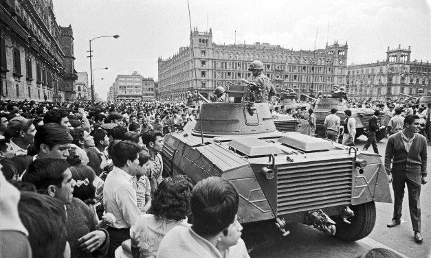 Piden nueva investigación por la masacre del 68