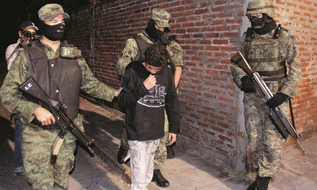 Niños poblanos involucrados en narcomenudeo y secuestro