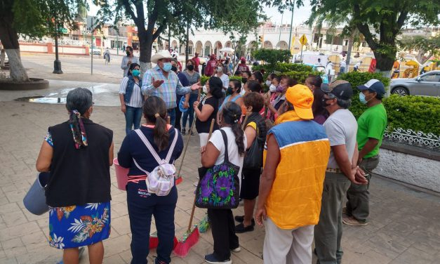 Primer Sábado Comunitario en Acatlán de Osorio
