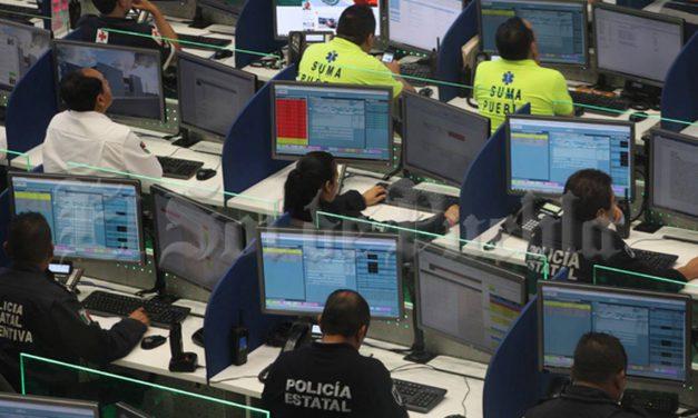 El 911 recibe al día 33 llamadas de poblanas víctimas de violencia