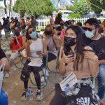 Gobierno anuncia segundas dosis anticovid para jóvenes de Izúcar