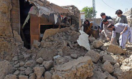 Se registran sismos en Japón y Pakistán