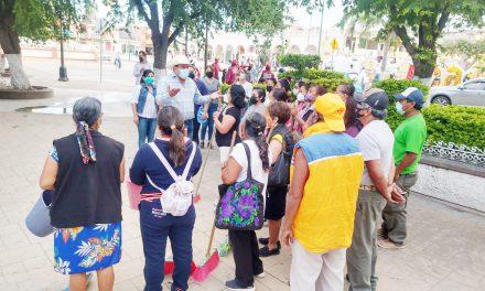 Primer Sábado Comunitario en Acatlán